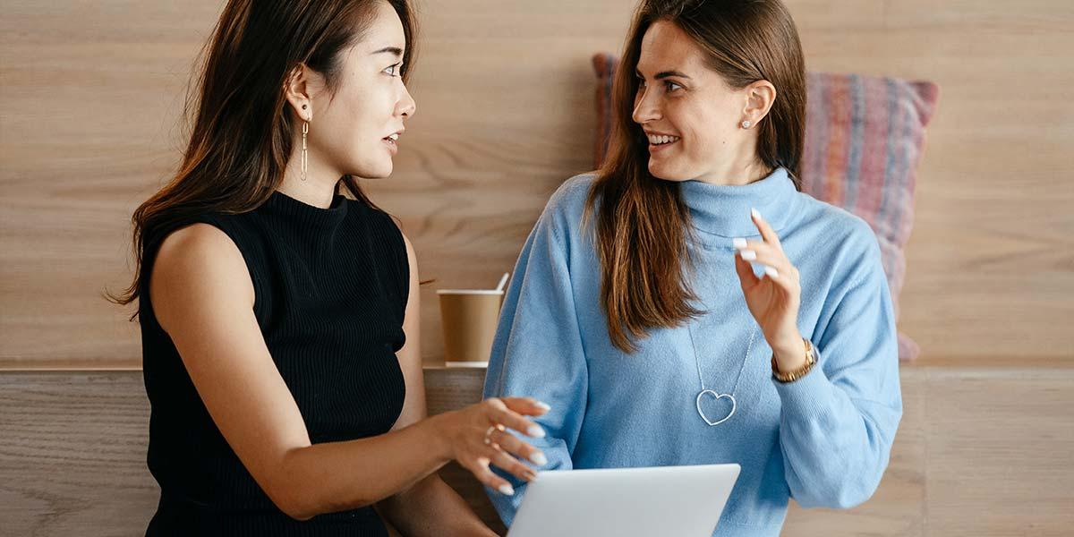 Femmes et business sur Internet